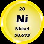 028 - Nickel Button