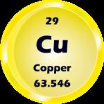 029 - Copper Button