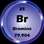035 - Bromine Button