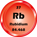 037 - Rubidium Button