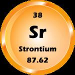 038 - Strontium Button