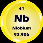 041 - Niobium Button