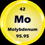 042 - Molybdenum Button