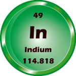 049 - Indium Button