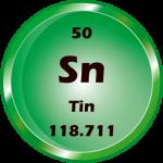 050 - Tin Button