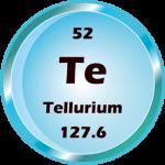 052 - Tellurium Button