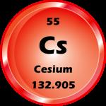 055 - Cesium Button