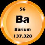 056 - Barium Button