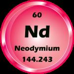 060 - Neodymium Button