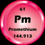 061 - Promethium Button