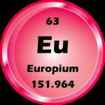 063 - Europium Button