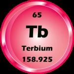 065 - Terbium Button