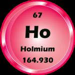 067 - Holmium Button