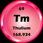 069 - Thulium Button