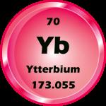 070 - Ytterbium Button