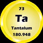 073 - Tantalum Button