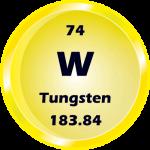 074 - Tungsten Button
