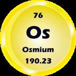 076 - Osmium Button