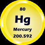 080 - Mercury Button
