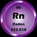 086 - Radon Button