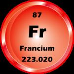 087 - Francium Button