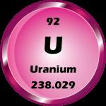 092 - Uranium Button