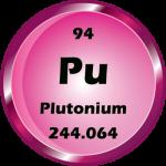 094 - Plutonium Button