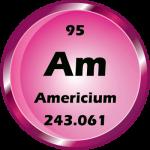 095 - Americium Button