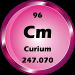 096 - Curium Button