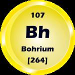 107 - Bohrium Button