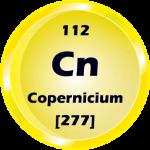 112 - Copernicium Button