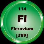 114 - Flerovium Button