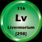 116 - Livermorium Button