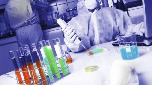What is it like working as a chemist? The job is great, but it can be hard to get hired! (Ahmed F)