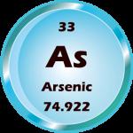 33 - Arsenic Button