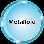 Metalloid Button