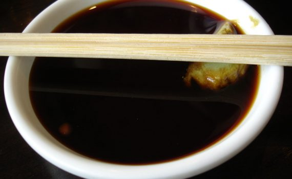 Soy Sauce with Wasabi (Melissa Doroquez)