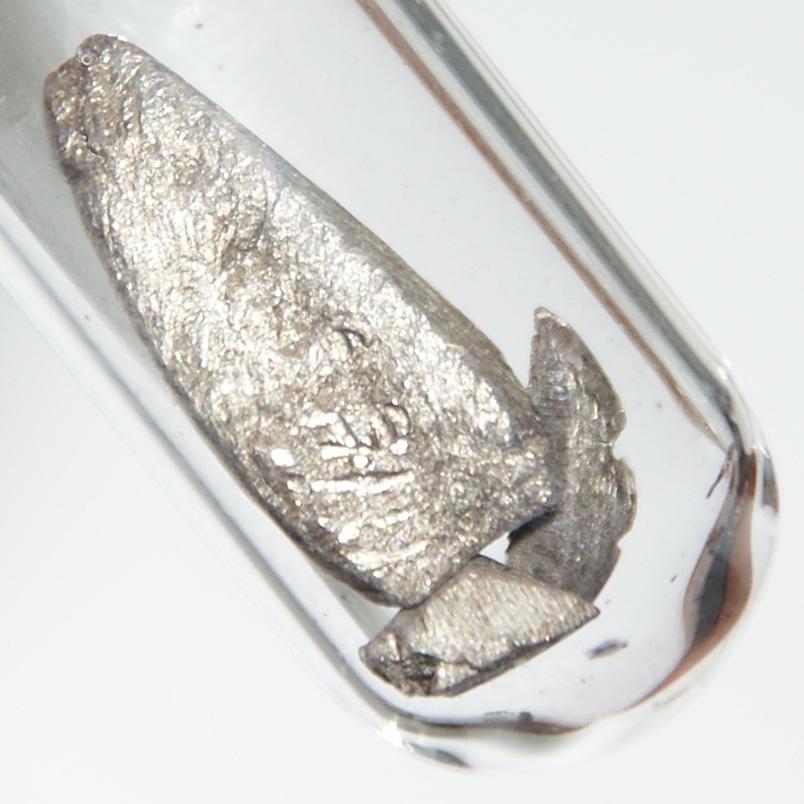 Pure Europium (Lanthanum-138)