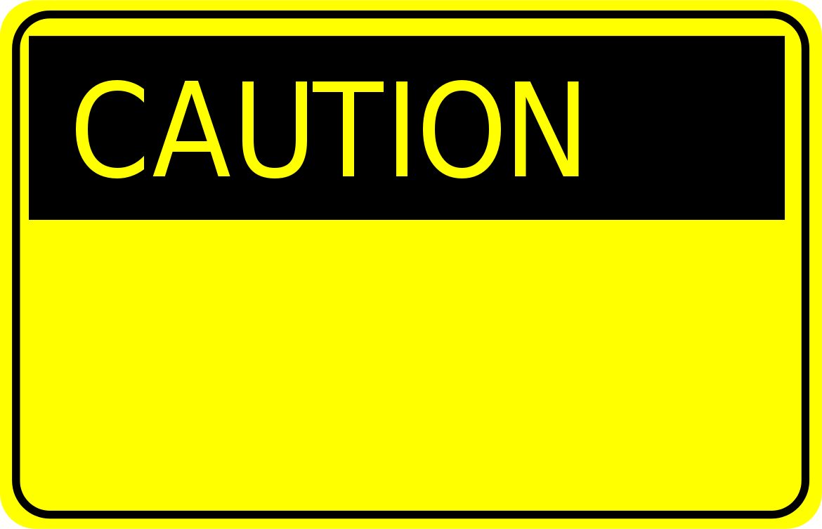 Free Laboratory Safety Signs to Download and Print ...