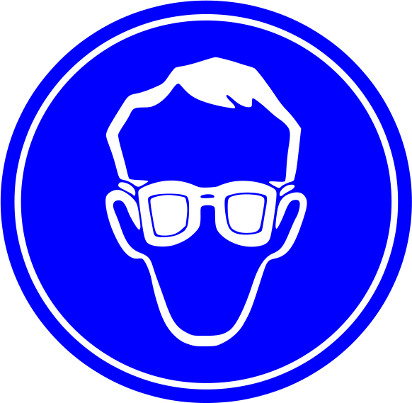 free laboratory safety signs science notes and projects