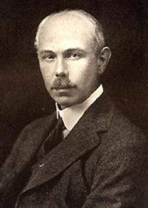 Francis William Aston (1877 – 1945)