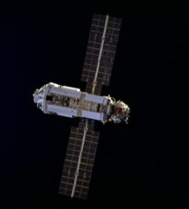Zarya – First module of the International Space Station was launched on November 20. NASA