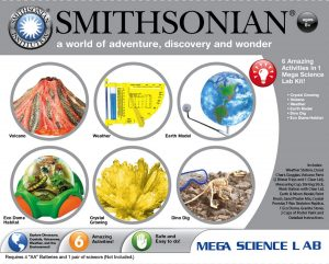 Smithsonian Science Kit (image courtesy Amazon)