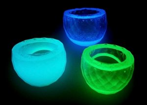 Combine Art and Science To Make Glowing Rings