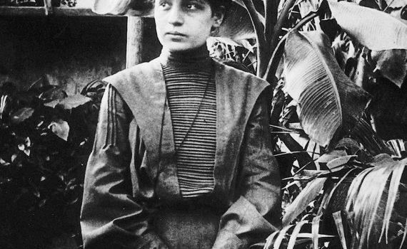 Lise Meitner (1906 Vienna)