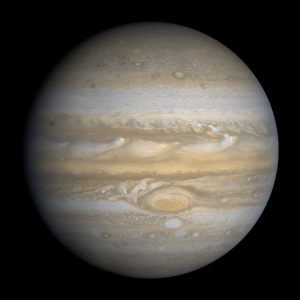Jupiter - The Fifth Planet (NASA)