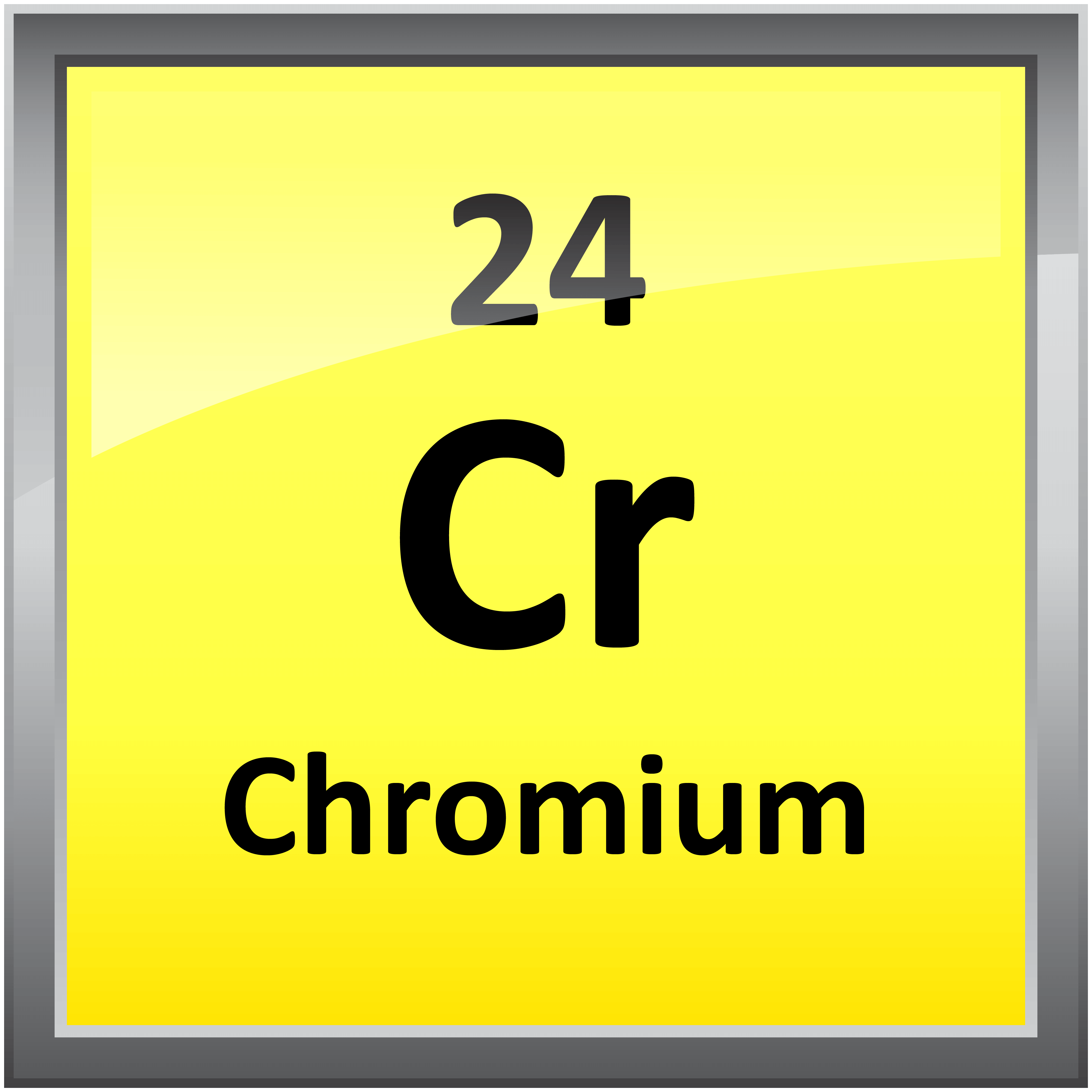Chromium Facts Cr Or Atomic Number 24