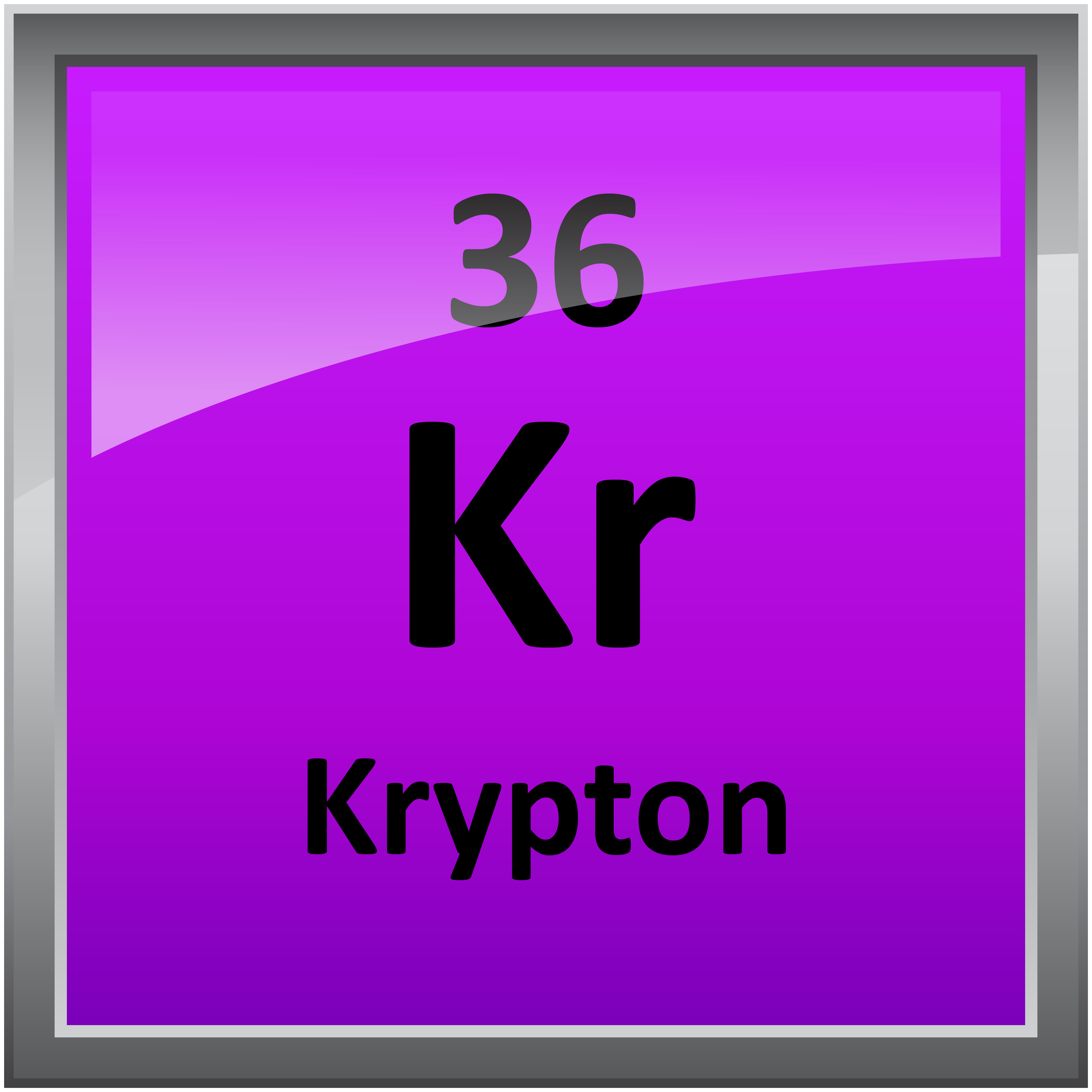 036 krypton science notes and projects 4000 in printable periodic table gamestrikefo Choice Image
