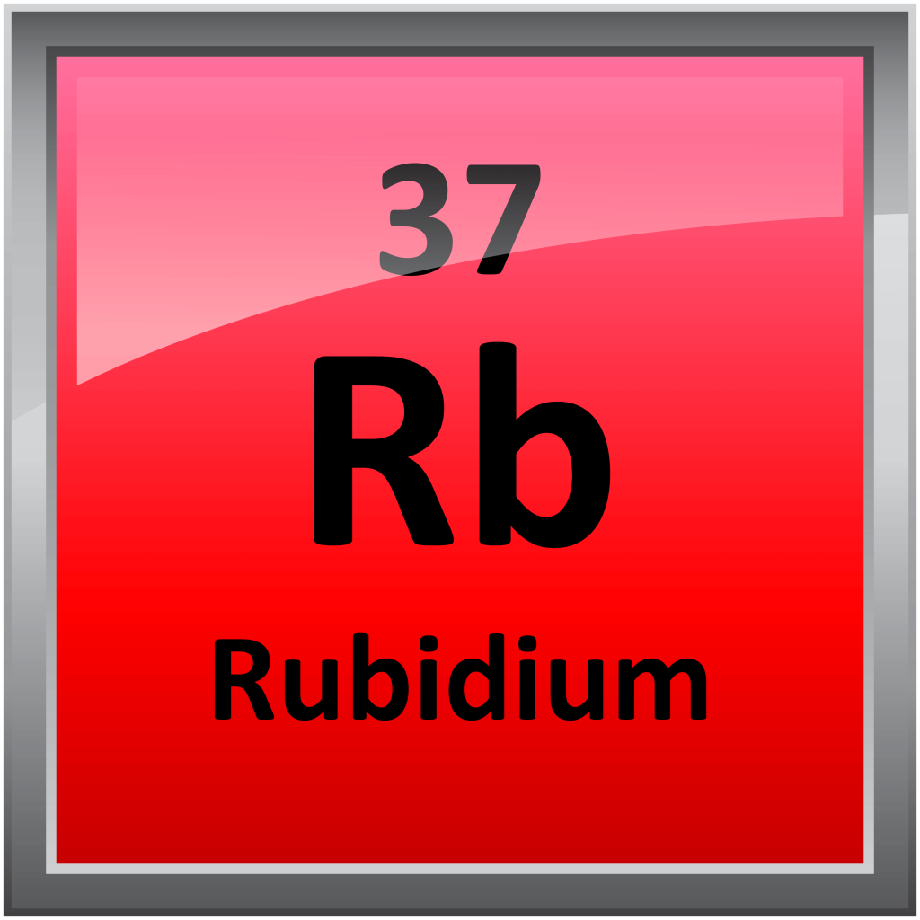 037-Rubidium - Science Notes and Projects