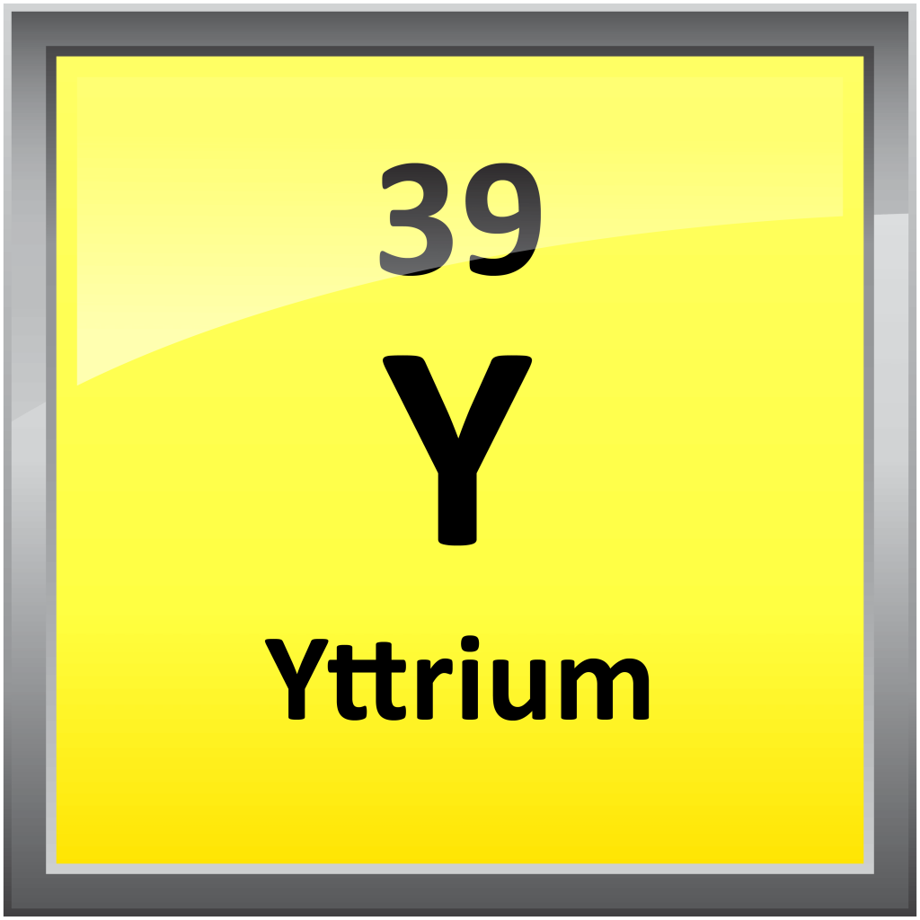 039-Yttrium - Science Notes and Projects